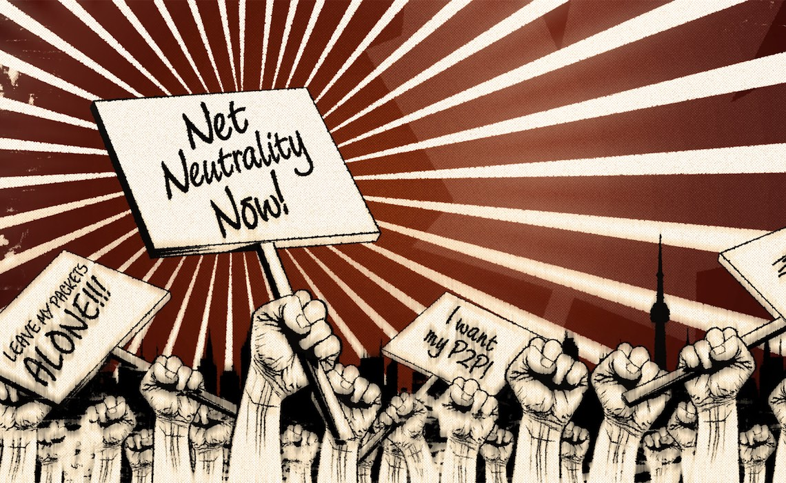 Net Neutrality is What We Stand for