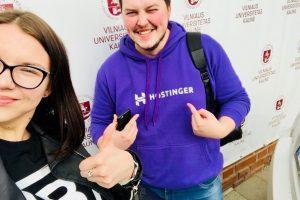 Hostinger joins Vilnius-University-as-a-business-and-educational-partner