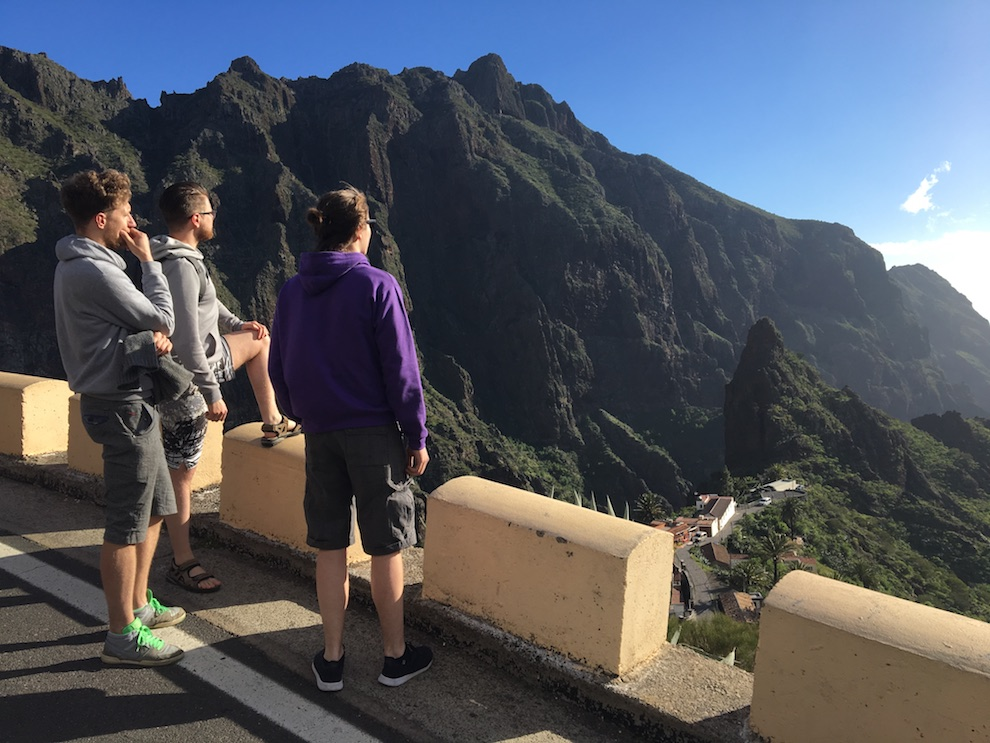 Tenerife Masca View