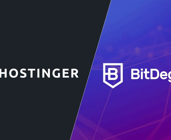 Hostinger-BitDegree-partnership