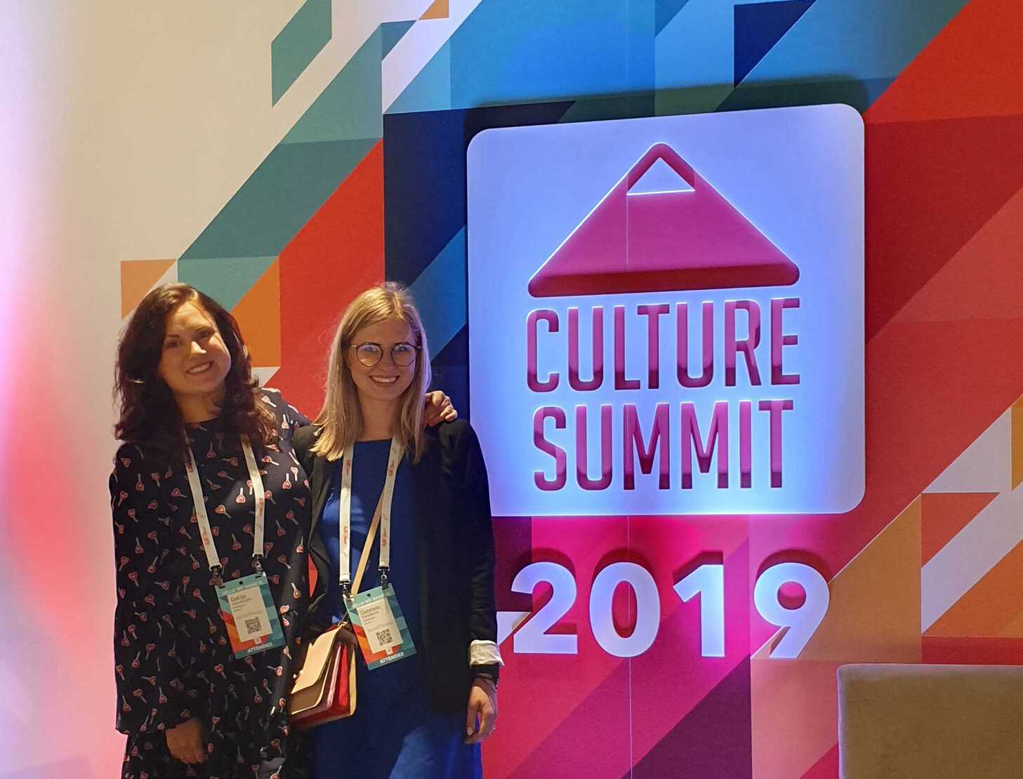 Representing Hostinger in the Culture Summit