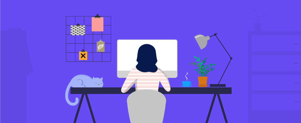 How to Work from Home: 6 Tips From Hostinger to Boost Your Productivity