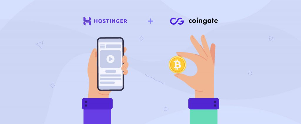 Hostinger & CoinGate: Expanding Opportunities in Crypto Payments