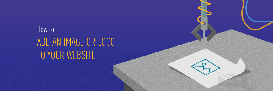 How to Add an Image or Logo to Your Website