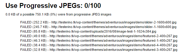 Webtest.org's results for progressive JPEGs