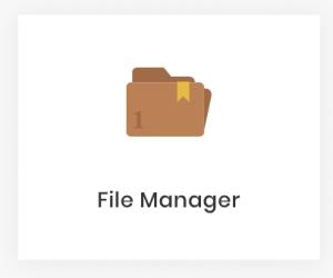 Nút File Manager