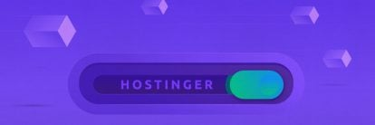 How to point domain name to Hostinger