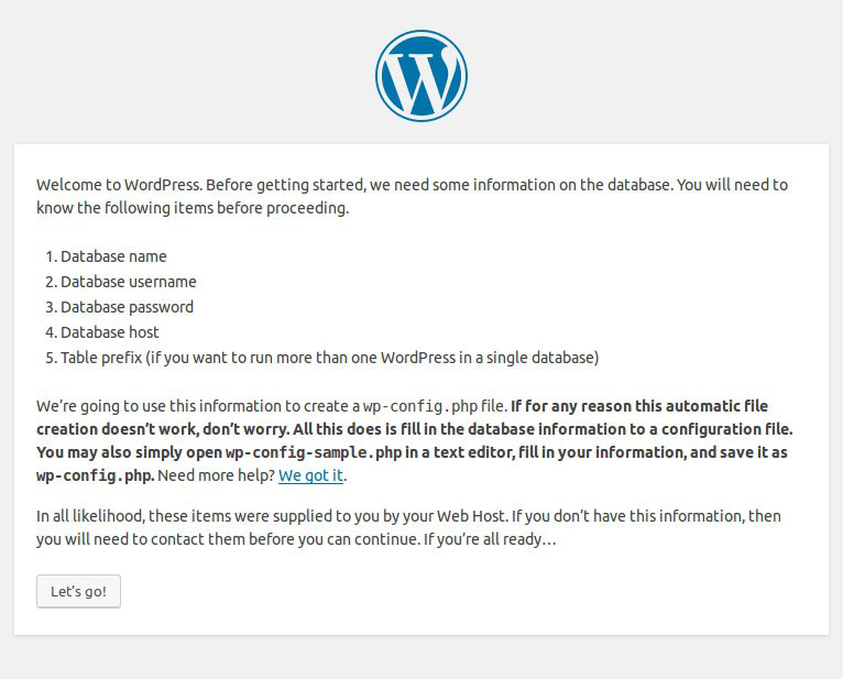WordPress 5 Minute Installation on Ubuntu 16.04 VPS