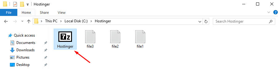 How to Use 7-zip to Compress Files