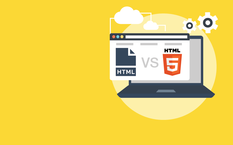 The Differences Between HTML and HTML5