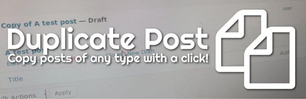 Duplicate Post is a great plugin to clone a WordPress page or post.
