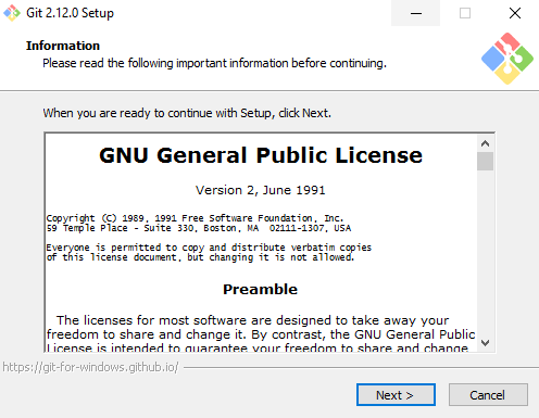 Installing GIT on Windows