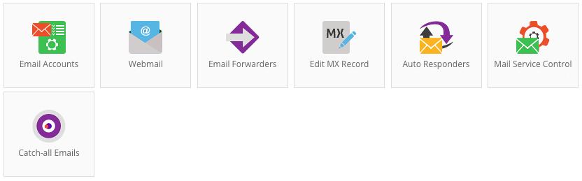 Hostinger Emails Section