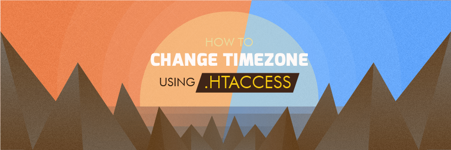 How to Change PHP date.timezone Using .htaccess