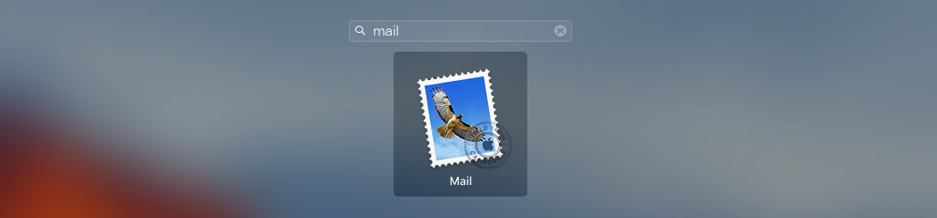 Launcher Mac Mail Client
