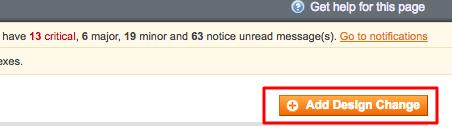 Magento Theme Install Add Design Change