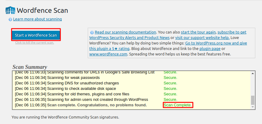 How to Clean up Infected WordPress Using WordFence Plugin