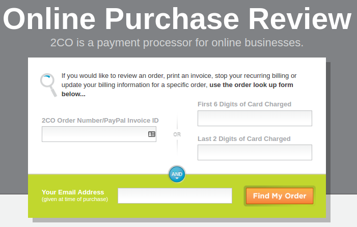 How to Cancel Payment Subscription on 2checkout