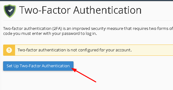 how to set up two factor authentation osrs