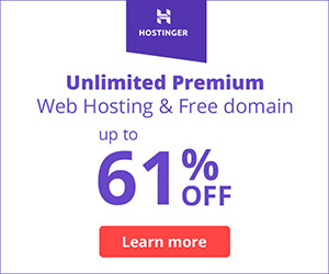 Cheap Hostinger Hosting