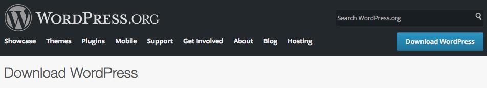 WordPress Download Button