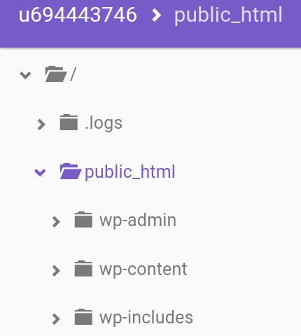 file-manager-navigation-menu