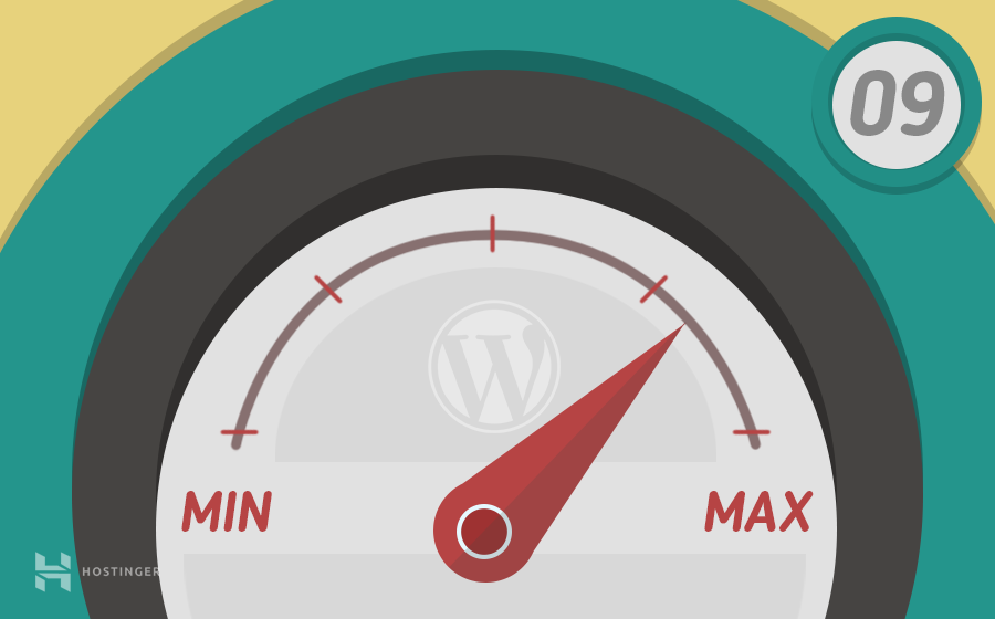 Speed Up WordPress in 9 Easy Steps