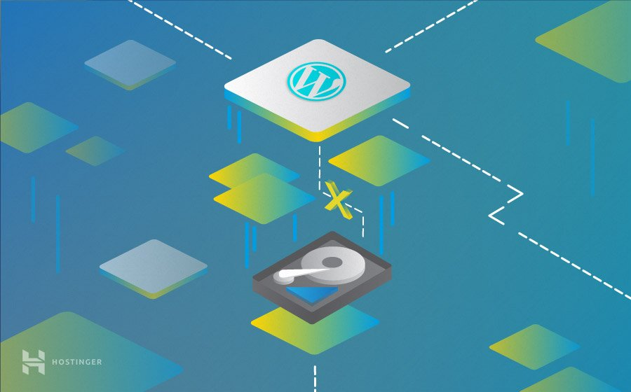 How to fix Upload: Failed to Write File to Disk WordPress Error