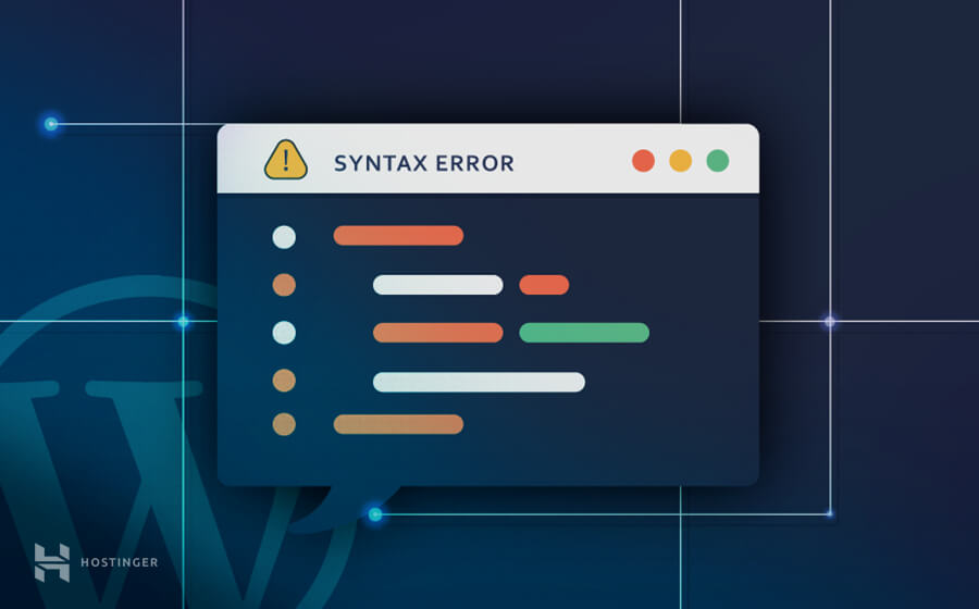 How to Fix Syntax Errors on WordPress
