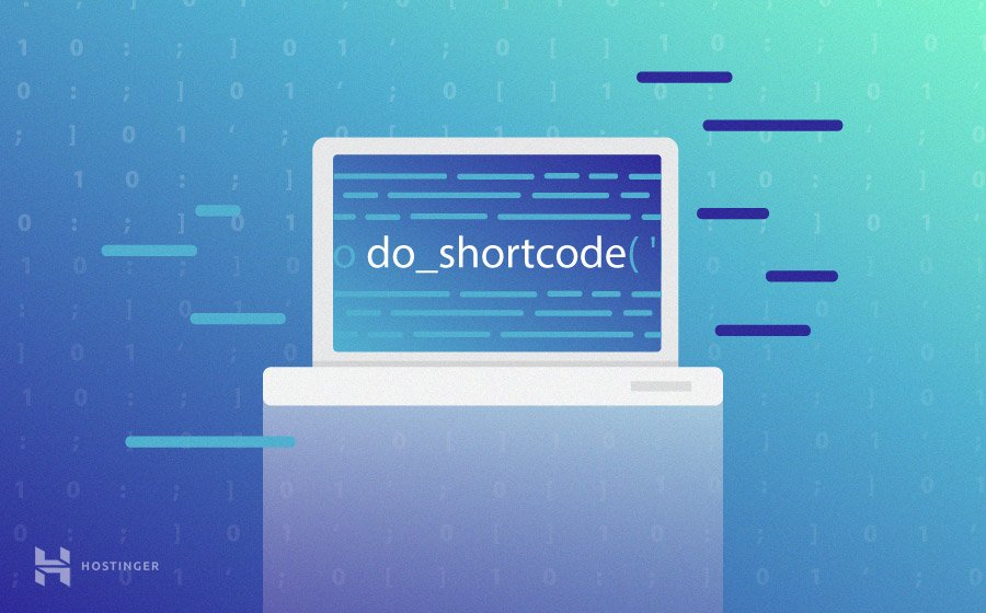 How To Use WordPress do_shortcode