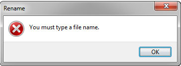 Error creating gitignore file