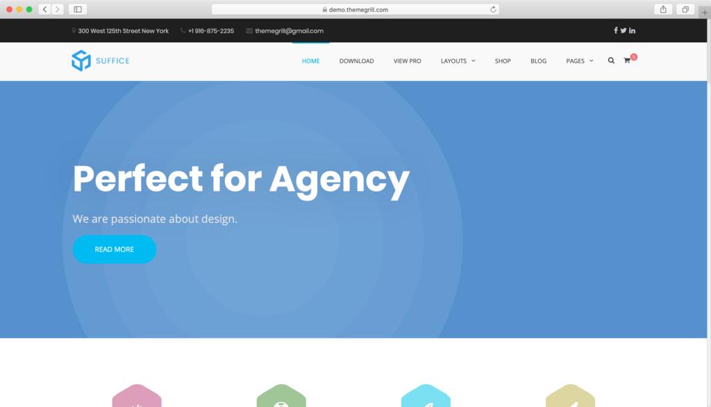 WordPress theme Audioman Miễn phí