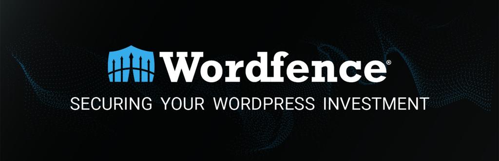 Wordfence WordPress plugin.