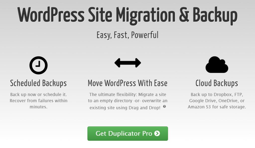 Duplicator web banner.