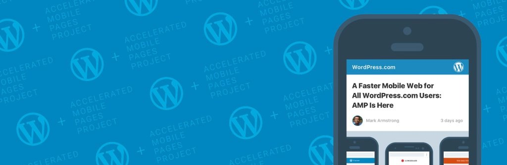 AMP for WordPress Plugin Page Screenshot