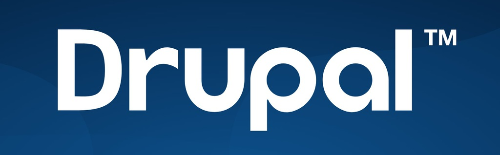 Drupal logo screenshot