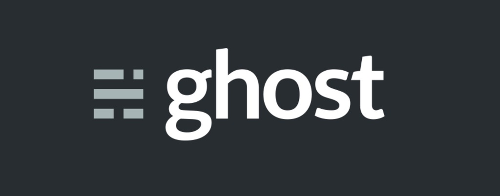 Ghost CMS logo screenshot
