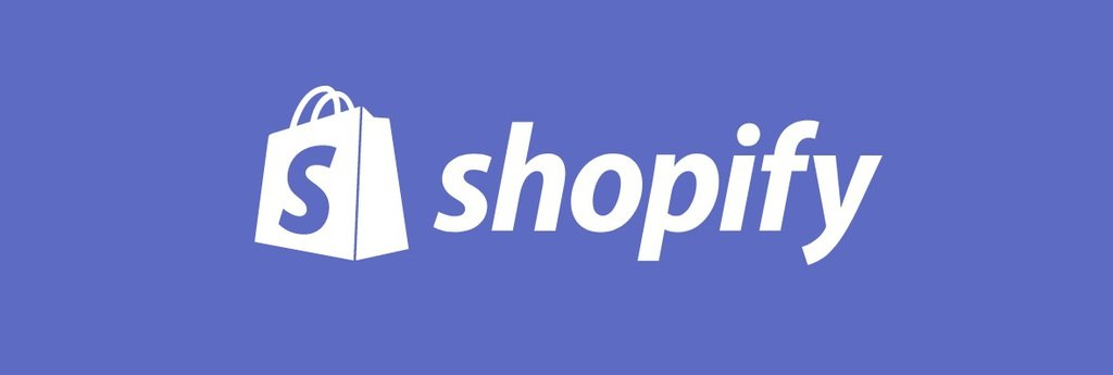 Shopify logo screenshot