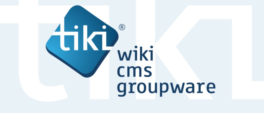 Tiki Wiki logo screenshot