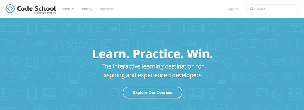 Learn coding online for free with Code School