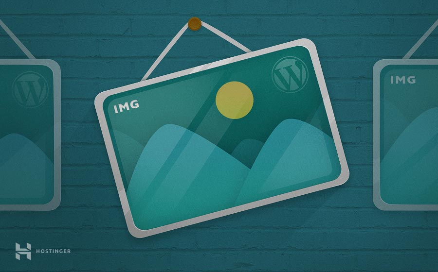 Optimize images for WordPress