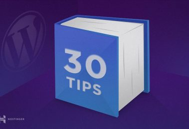 30 WordPress SEO Tips To Increase Search Engine Ranking