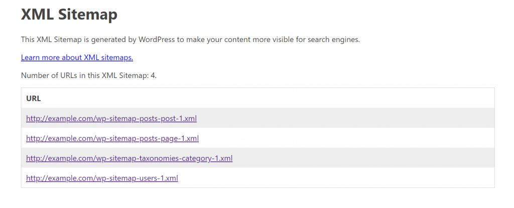 Submitting XML Sitemap to Google Search Console