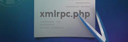 WordPress xmlrpc.php
