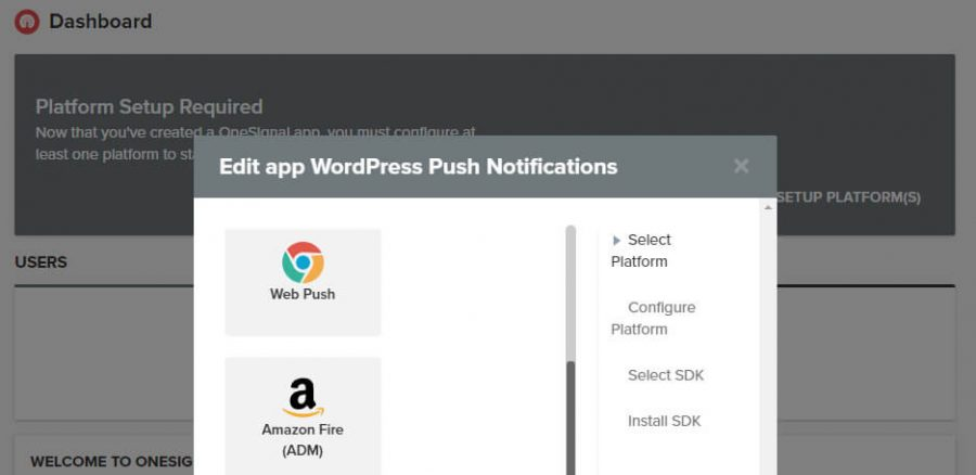 How to Add Push Notifications to WordPress for Free (In 4 Steps)