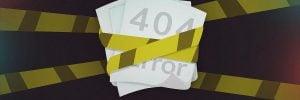Fix 404 Errors on WordPress