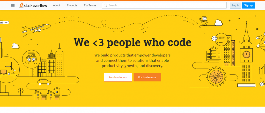 Use discussion forums, such as Stack Overflow, to learn web developing with other