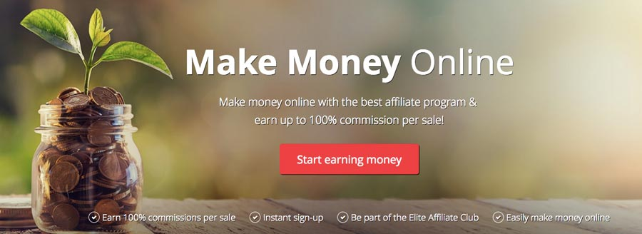 Make money online by becoming a Hostinger affiliate