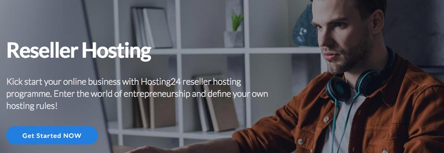 Make money online with reseller hosting