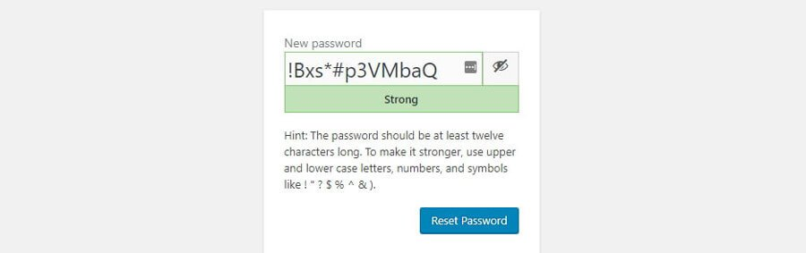 How to Change Your WordPress Admin Password (3 Methods